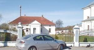 Вигляд з вул.Гусятинська
